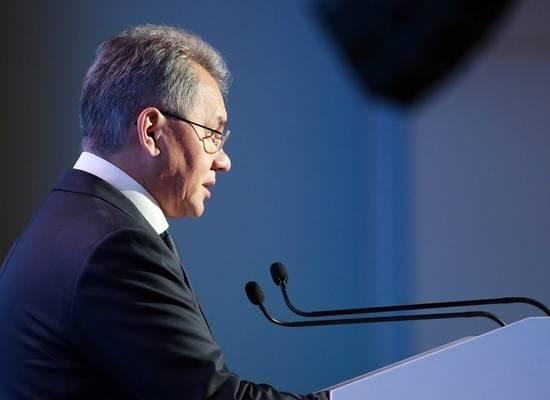 Шойгу сообщил о строительстве 16 инфекционных центров в России