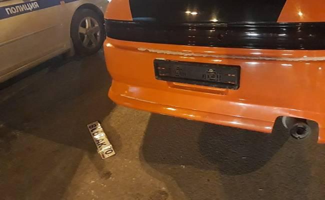 В Томске девушка без прав несколько месяцев нарушала ПДД за рулем Toyota Mark II