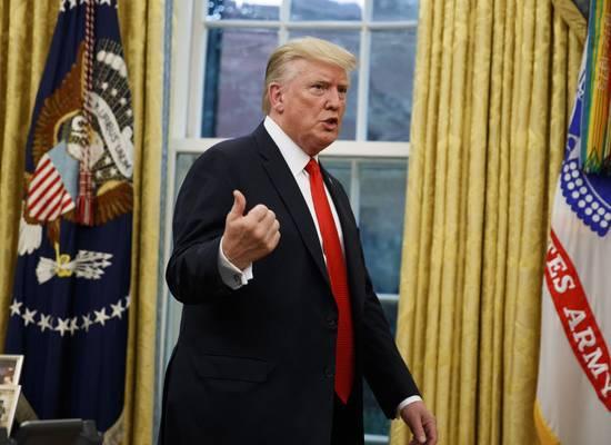 Трамп объяснился за лидерство США по числу зараженных коронавирусом