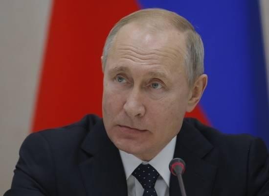 Путин поручил провести инвентаризацию ИВЛ