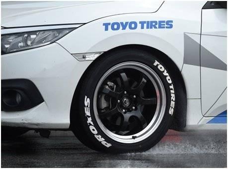 Шина Toyo Proxes TR1: не такая как все…