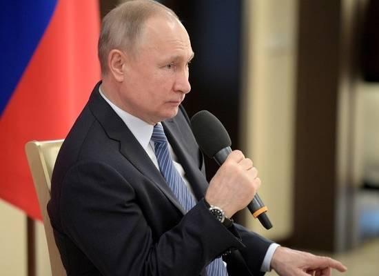 Путин поручил установить в регионах особый порядок передвижения россиян