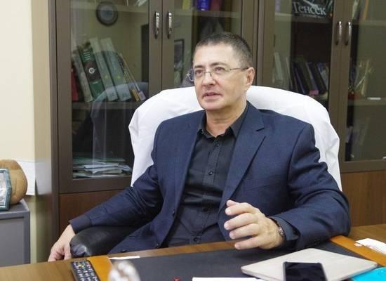 Доктор Мясников признал ошибку в оценке коронавируса: эпидемия продлится 2-3 года