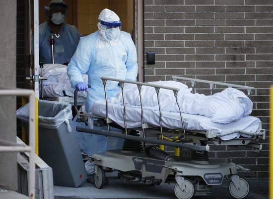Смерть от коронавируса в Нью-Йорке: наша коллега потеряла свекровь