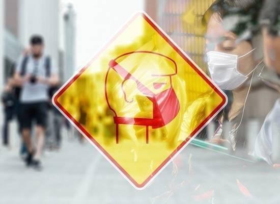 В Китае за сутки зарегистрировали два случая заражения коронавирусом