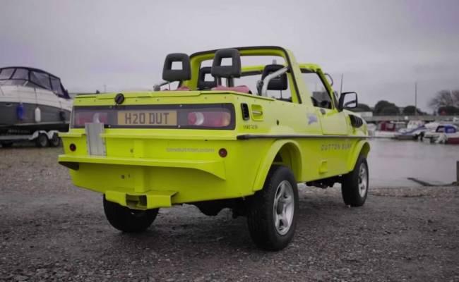 Suzuki Jimny превратили в амфибию