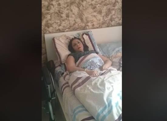 В Москве за нарушение самоизоляции оштрафовали прикованную к постели женщину