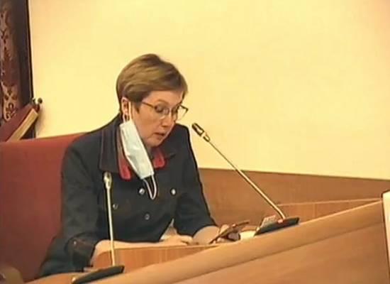 «Трупы стояли десятками»: российский депутат зачитала письмо из больницы