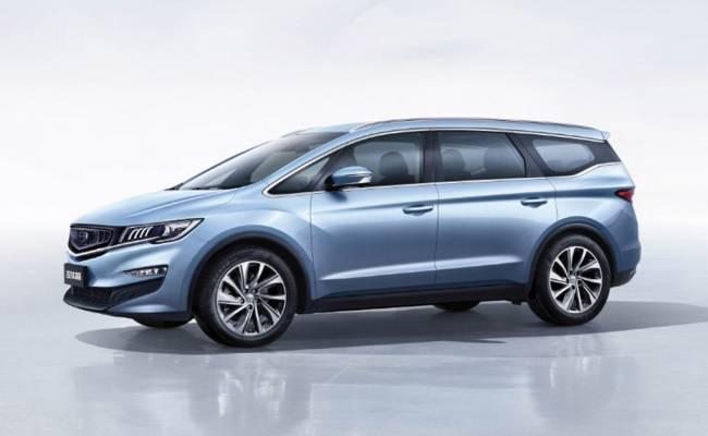 Слегка обновленный Geely Jiaji с «автопилотом» как у Volvo получил ценник в Китае