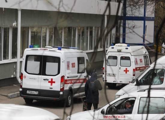 Коронавирус пришел в Москву в январе