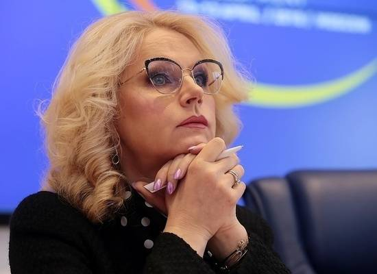 Голикова рассказала, когда в РФ был пик заболеваемости коронавирусом