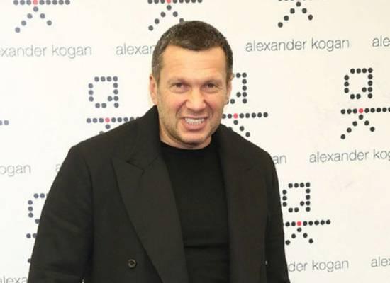 Соловьев оценил интервью экс-соведущей Анны Шафран