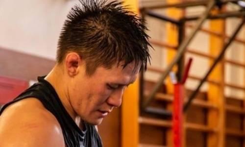 «Нас положили на карантин». Жумагулов рассказал о тестах на коронавирус перед дебютом в UFC