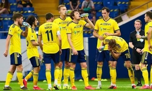 «Ростов» без Зайнутдинова не смог победить аутсайдера РПЛ в матче с двумя удалениями