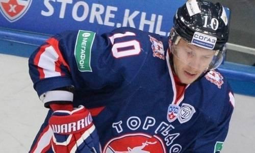 Хоккеист с 509 матчами в КХЛ после сезона в «Металлурге» и «Ак Барсе» перешел к другому конкуренту «Барыса» на Востоке