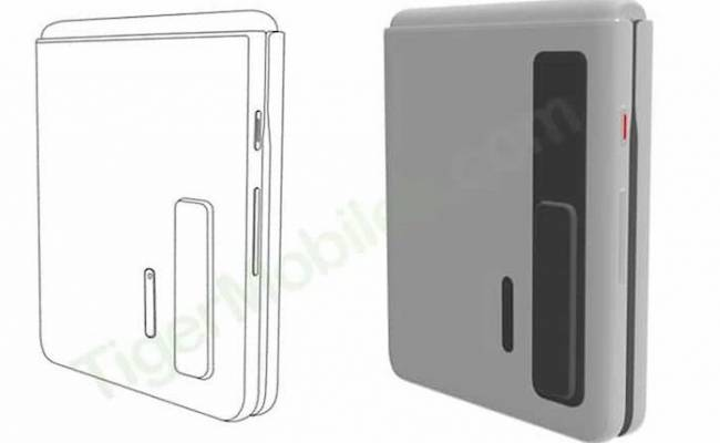 Как истинные китайцы: Huawei запатентовал «Galaxy Z Flip»