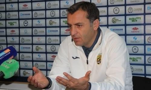Команда экс-наставника «Тобола» уступила в финале Кубка, ведя в три мяча по ходу игры