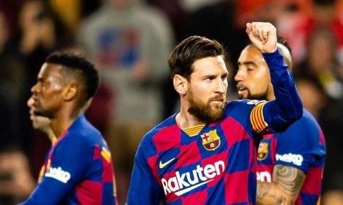 Прямая трансляция матча Ла Лиги «Барселона» — «Осасуна»