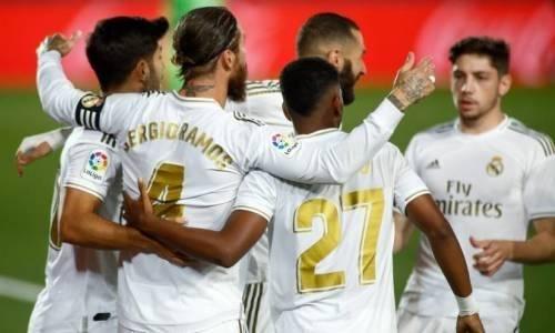 Прямая трансляция матча Ла Лиги «Реал» — «Вильярреал»