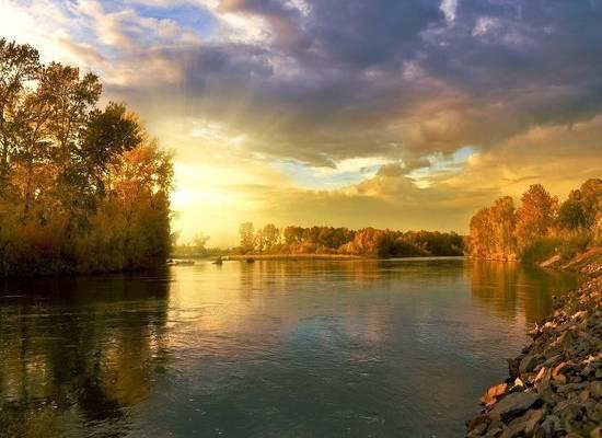 В Росгидромете перечислили регионы с чистыми реками