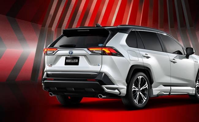 Для Toyota RAV4 Prime выпущен тюнинг от Modellista