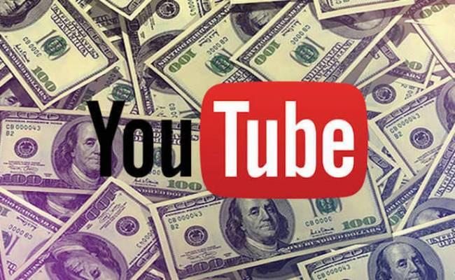 Сколько заработал YouTube за последние три месяца