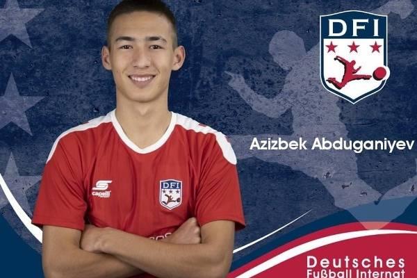 «Хочу добиться больших высот в Европе именно как казахстанский футболист». 17-летний игрок из Шымкента прогрессирует в Германии