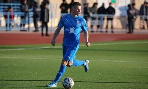 «Окжетпес» пополнил казахстанский защитник c 90 матчами в КПЛ