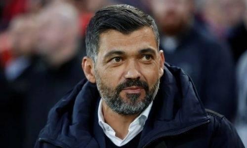 Тренер «Порту» перед финалом Кубка Португалии неожиданно заговорил о Казахстане
