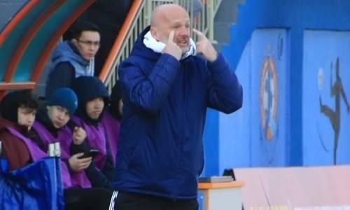 «Астана» прокомментировала информацию о смене тренера
