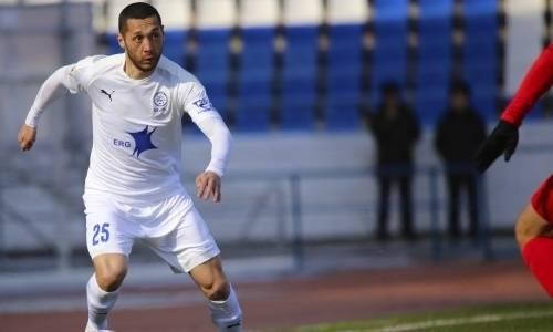 Футболист «Иртыша» близок к возвращению в «Экибастуз»
