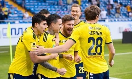 Клуб Зайнутдинова обыграл команду третьего дивизиона России