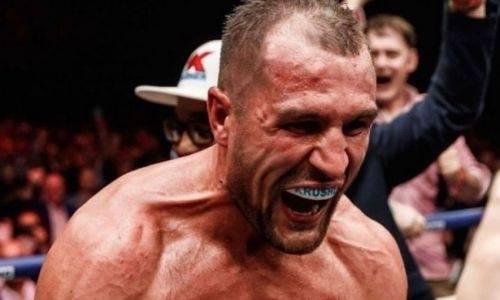 «Слава Богу, я цел и невредим». Ковалев рассказал о неприятном происшествии во время тренировки. Фото