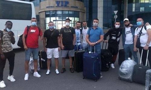 Тренеры и легионеры новичка КПЛ прилетели в Казахстан