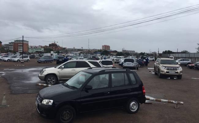 Авторынок Улан-Удэ: продавались даже застоявшиеся авто