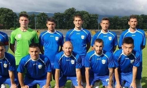 Молодой казахстанец дебютировал за клуб из Сербии