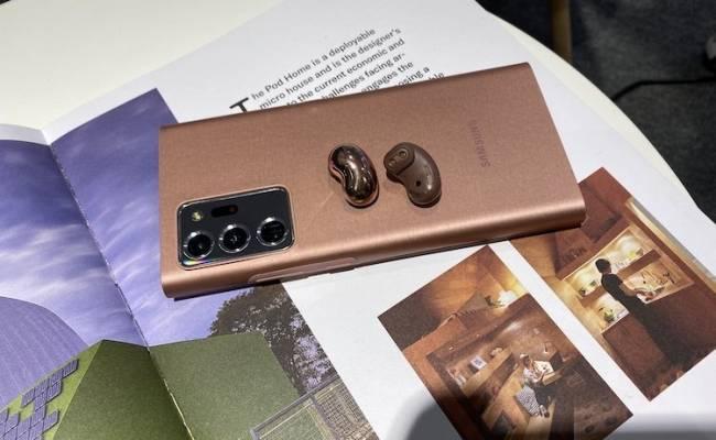 Зачем нужен обычный Galaxy Note 20 и другие модели Samsung