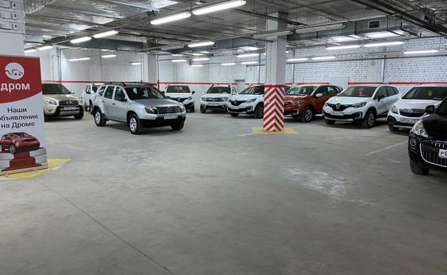Авторынок Волгограда: все машины распроданы