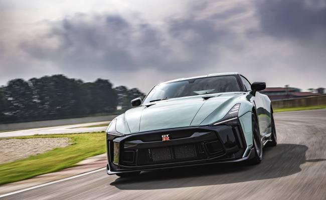 Появились свежие подробности о следующем поколении Nissan GT-R