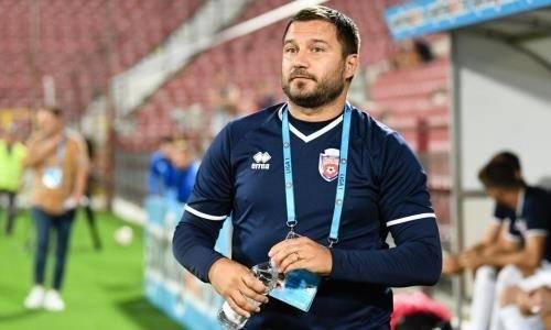 «Я не боюсь, я собираюсь выиграть». Тренер румынского клуба — о матче с «Ордабасы» в Лиге Европы