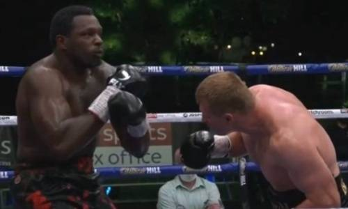 Видео полного боя Поветкин — Уайт с двумя нокдаунами и тяжелым нокаутом