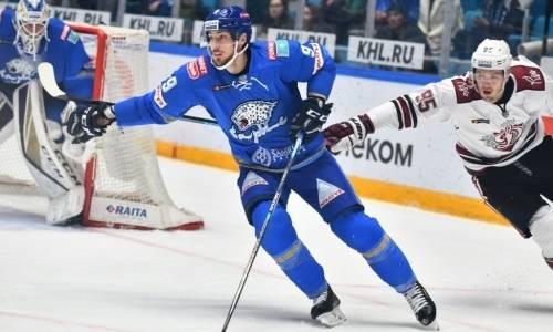 «Барыс» сообщил об изменениях в своих матчах нового сезона КХЛ