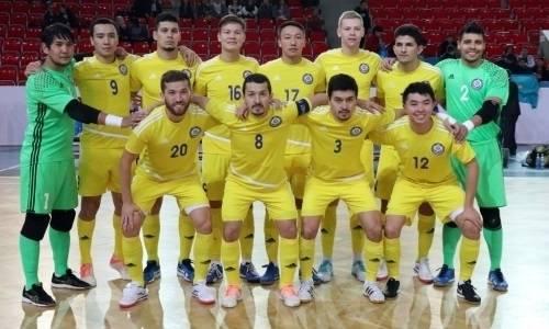 Стали известны соперники сборной Казахстана по отбору ЕВРО-2022