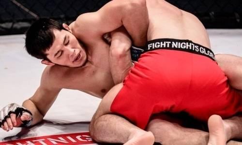 Даурен Ермеков проиграл нокаутом Владимиру Минееву бой за титул чемпиона Fight Nights Global