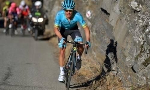 Лопес — 16-й на 13-м этапе «Тур де Франс»