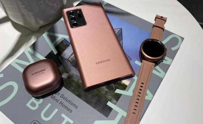 Сколько зарабатывает Samsung на каждом Galaxy Note 20 Ultra