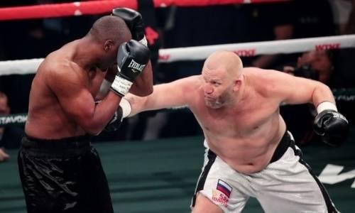 Харитонов сразится с экс-чемпионом мира после победы нокаутом в дебютном профи-бою