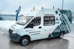 Беспилотный грузовик впервые доставил груз между городами России