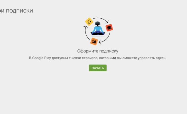 Как вернуть деньги за подписку в Google Play