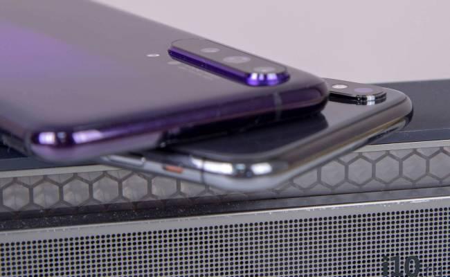 Камеры смартфонов могут перестать выпирать благодаря Samsung